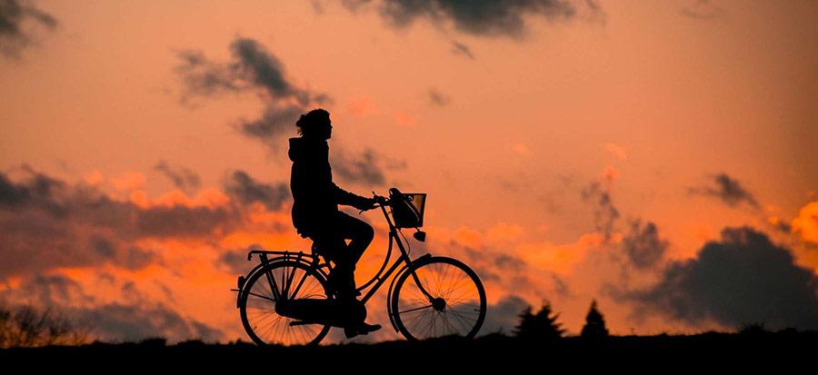 Att cykla i Stockholm